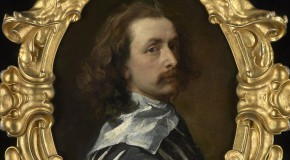 Sir Anthony Van Dyck, Self-portrait