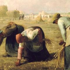 Jean-Francois Millet, Gleaners