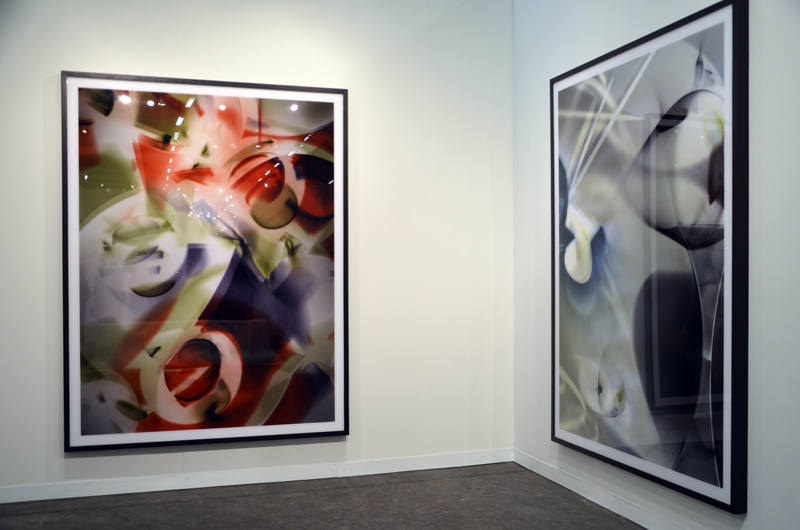 Thomas Ruff, Chromogenic Prints at David Zwirner Gallery, The Armory Show 2014