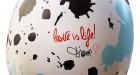 DIANE VON FURSTENBERG, Love is Life, 2014 Faberge Egg Hunt NY