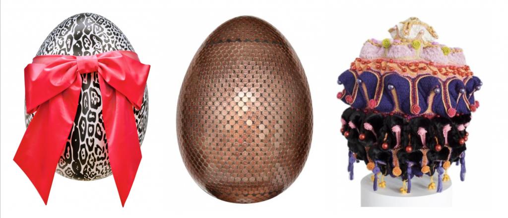 Faberge Egg Hunt NY
