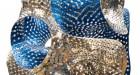 MARC FORNES & THEVERYMAN, Egg-Shell, 2014 Faberge Egg Hunt NY