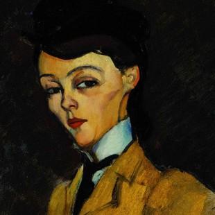 Amedeo Modigliani, L'Amazone