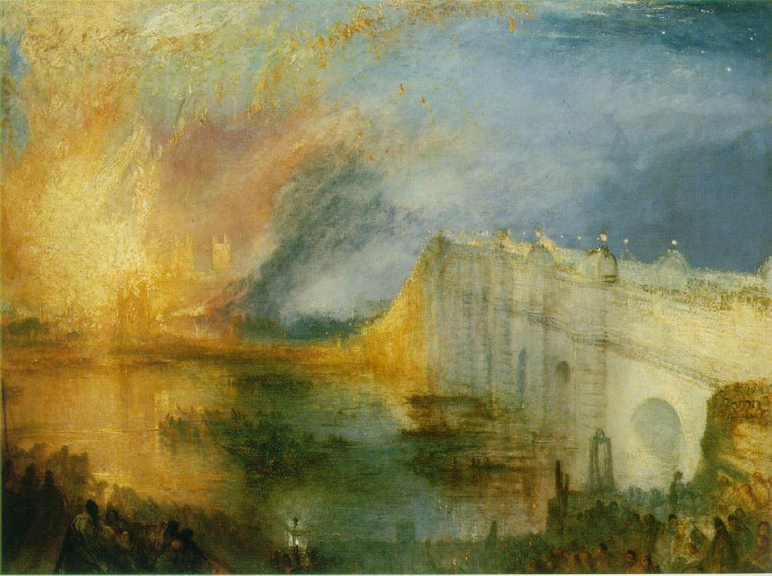 rain steam and speed by jmw turner galleryintell