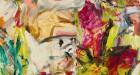 Sotheby's lot 27, Willem de Kooning, Untitled 1975 -77. Image courtesy Sotheby's International. © ARS