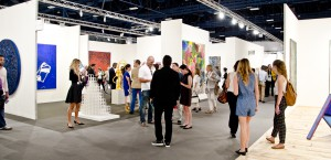 Art Basel Miami Beach, 2013. Photograph by Kristina Nazarevskaia