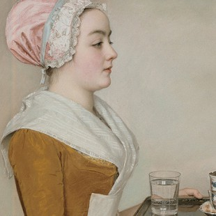 Liotard, La Chocolatiere_cropped