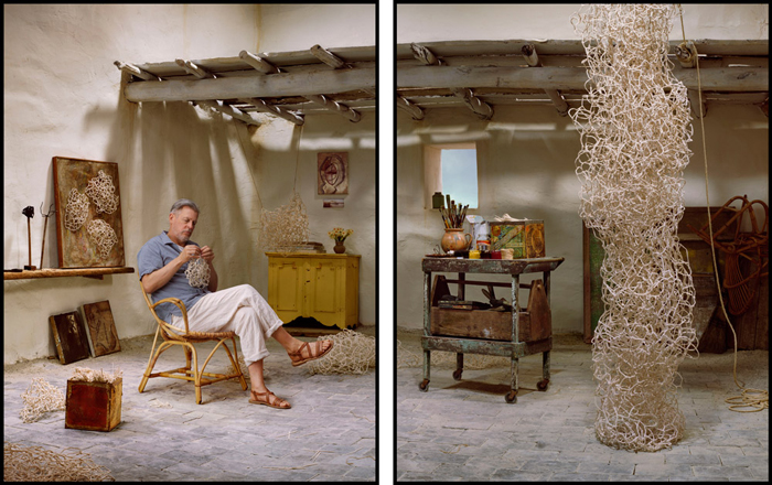 Pipe Cleaner Artist, Amalfi, '61 Rodney Graham, 303 Gallery, Frieze Art Fair New York