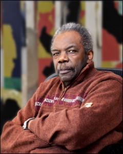 Sam Gilliam, Stephen Frietch. Image courtesy of David Kordansky Gallery, Los Angeles
