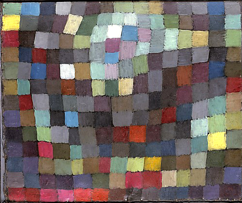 May Picture, 1925 Paul Klee