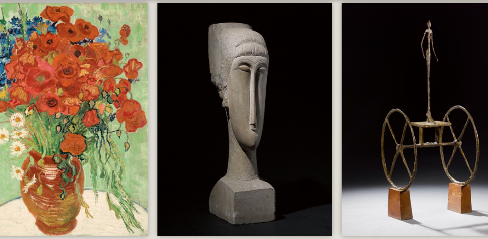 Sotheby's November Impressionist and Modern Sale