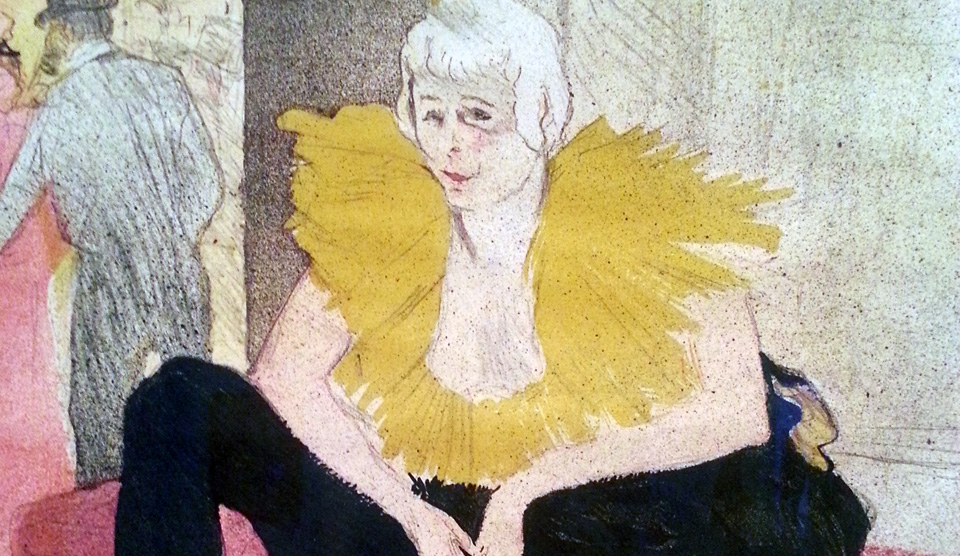 The Paris of Toulouse-Lautrec: Prints and Posters at MoMA