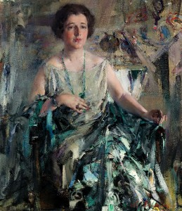 Nicolai Fechin, Portrait of Duane, 1926