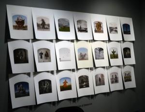 Kahn & Selesnick, Installation at Kopeikin Gallery, AIPAD 2015