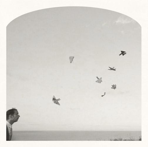 Kahn & Selesnick, Bird Thrower, Archival Inkjet print, 10х10