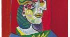 Pablo Picasso, Buste de femme (Femme à la résille) Image courtesy Christie's Images Ltd.