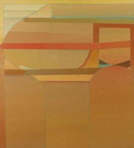 Miyoko Ito Untitled (111), ca 1976-8 Oil on canvas. Image courtesy Marianne Boesky Gallery