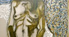 Billy Childish, Nude, Detail