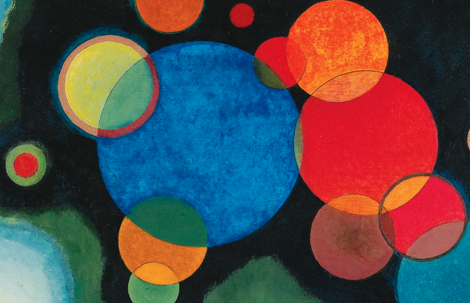 Deepened Impulse Vertiefte Regung By Wassily Kandinsky