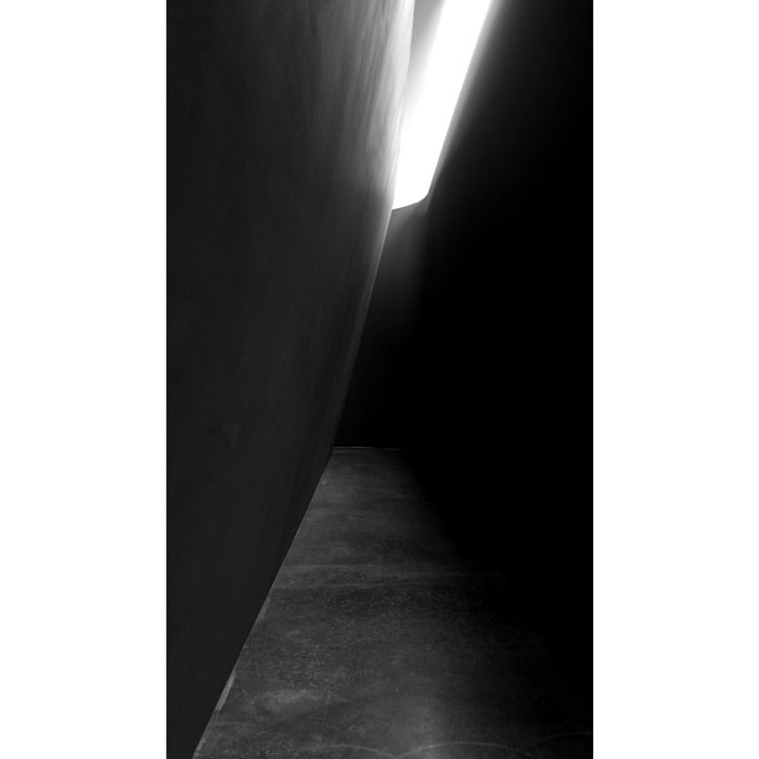 Richard Serra, 'NJ-1' Gagosian Gallery, 21st street. Interior view, Weatherproof Steel. Image © Kristina Nazarevskaia for galleryIntell