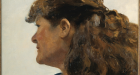 Jo Painting, Edward Hopper, 1936 OIl on Canvas. Whitney Museum of American Art, New York