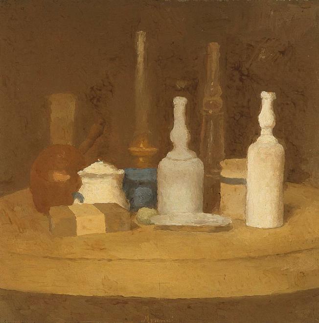 Giorgio Morandi, Natura Morta, 1923-24, Museo Novecento, Florence