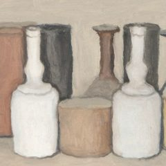 Giorgio Morandi. Natura Morta, 1953 Oil on canvas