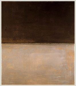 Mark Rothko, Untitled, 1969, John and Mary Pappajohn, Des Moines, Iowa. Image courtesy NGA