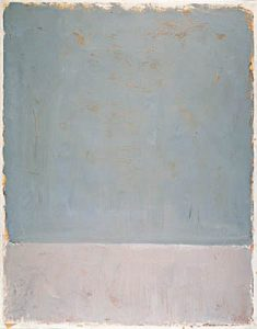 Mark Rothko, Untitled, 1969, Collection of Kate Rothko Prizel. Image courtesy NGA
