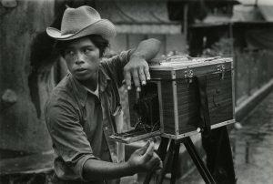 AIPAD 2017. Ann Parker, 'Los Ambulantes- The Itinerant Photographers of Guatemala', 1970s, Courtesy Deborah Bell Photographs