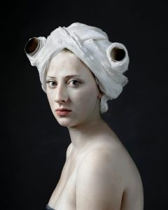 AIPAD 2017. Hendrik Kerstens, 'Toilet Paper'. Courtesy Hendrik Kerstens and Danziger Gallery