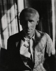 AIPAD 2017. Josef Breitenbach, 'Max Ernst', Paris, 1938. Vintage gelatin silver print. Courtesy Gitterman Gallery