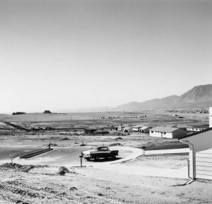 "Robert Adams, from the series ""The New West"". Courtesy Fraenkel Gallery, San Francisco. AIPAD"