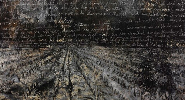 Anselm Kiefer at Gagosian Gallery