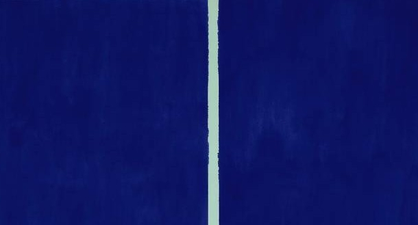 Top Art Stories: Focus on Barnett Newman