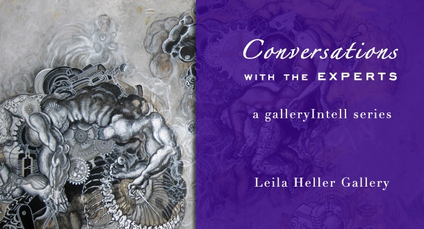 Conversations with the Experts: Leila Heller on the Emerging Art Market Trends