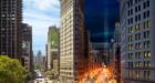 Steve Wilkes, Flatiron Building. Image courtesy Steve Wilkes