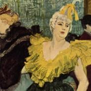 Henri de Toulouse-Lautrec - Clown Cha-U-Kao - galleryIntell