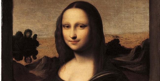 Younger Mona Lisa