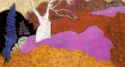 Autumn 2, Milton Avery. Image courtesy David Zwirner Gallery