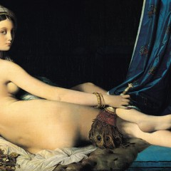 Ingres - the Grand Odalisque
