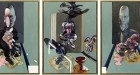 Francis Bacon Triptych, sold 2008