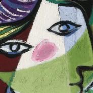 Pablo Picasso Tete de Femme