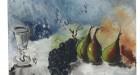 Nature Morte Aux Fruits, Maurice de Vlaminck