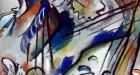 Improvisation 28, 1912. Second Version, Wassily Kandinsky. Oil on Canvas. Solomon R. Guggenheim Museum, New York, Solomon R. Guggenheim Founding Collection, By gift