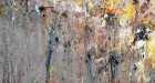 LARRY POONS 1st Twist, 1978 Acrylic on canvas, Image courtesy of Loretta Howard Gallery