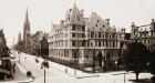 Vanderbilt Mansion and Grand Army Plaza, New York 1908