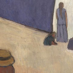 Studland Beach by Vanessa Bell, 1912