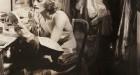 AIPAD 2015, Margaret Bourke-White, Backstage – Burlesque Chorines, 1936