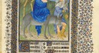 Met Museum, The Belles Heures of Jean de France, duc de Berry, Flight to Egypt